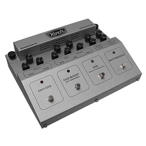 Previo guitarra Koch Amps Pedaltone II