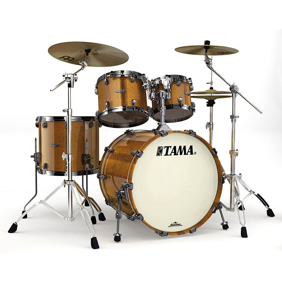Tama starclassic bubinga bu42mbns gds drum kit for Classic house drums
