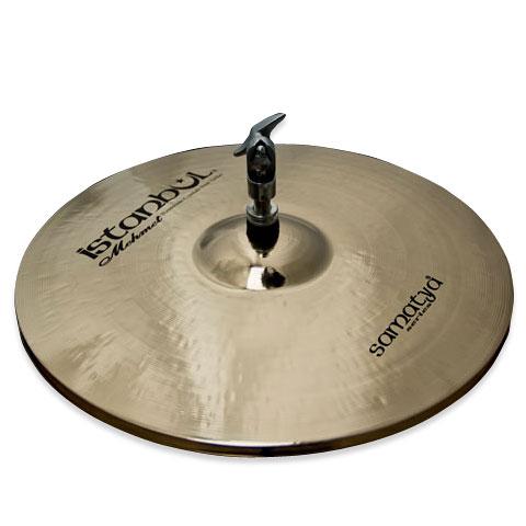 "Cymbale Hi-Hat Istanbul Mehmet Samatya 14"" HiHat"