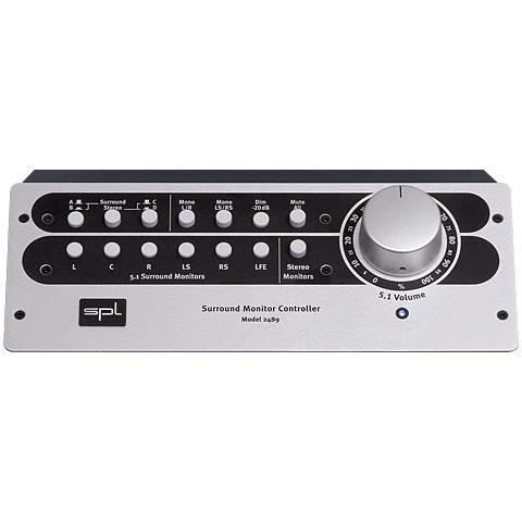 Controlador monitor SPL SMC 5.1