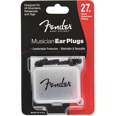 Protection auditive Fender Musician Ear Plugs