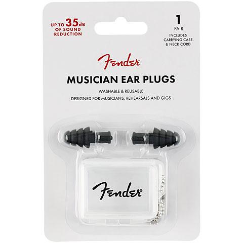 Protección para oidos Fender Musician Ear Plugs