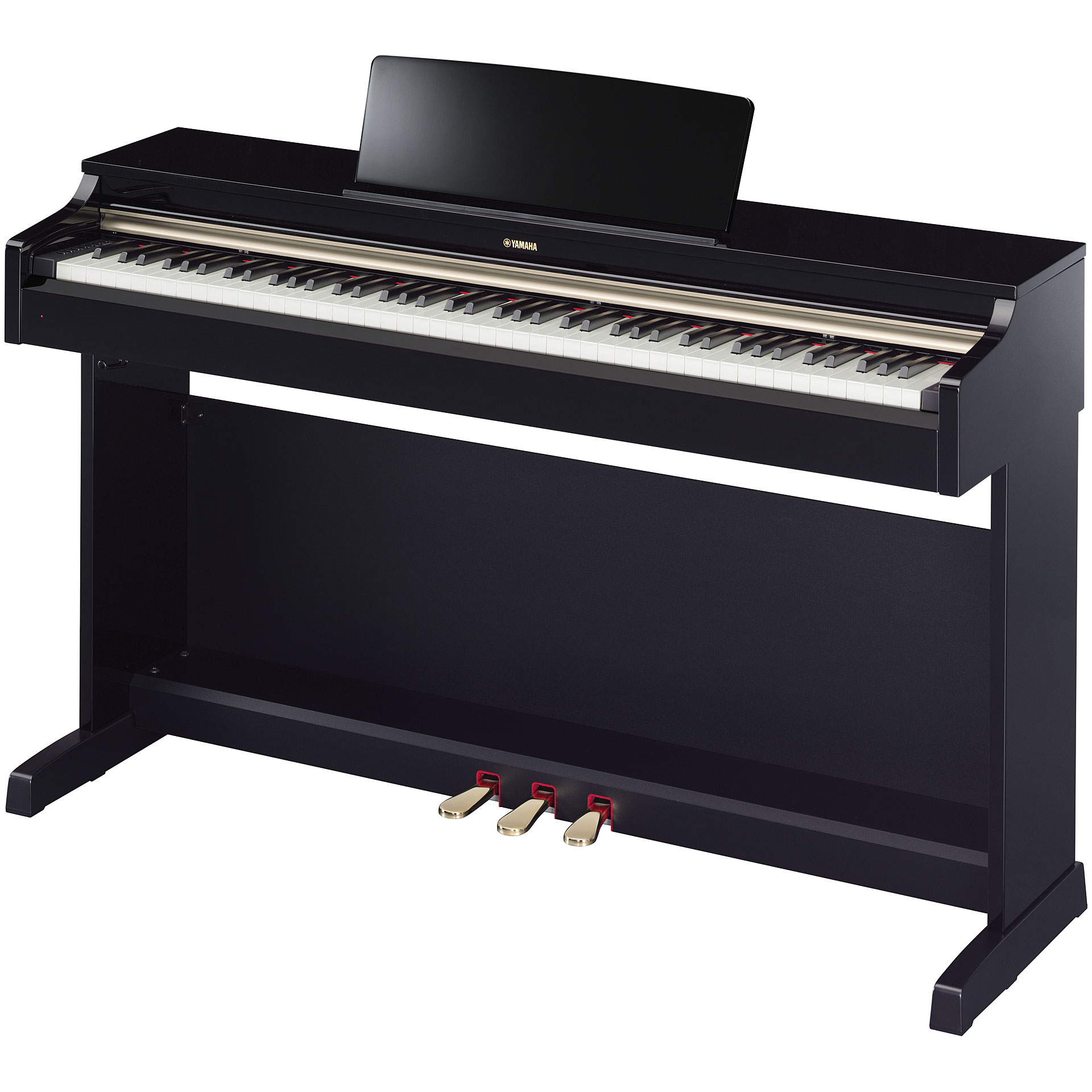yamaha arius ydp 162 pe digital piano. Black Bedroom Furniture Sets. Home Design Ideas