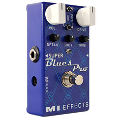 MI Audio Super Blues Pro « Pedal guitarra eléctrica