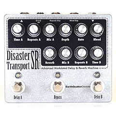 EarthQuaker Devices Disaster Transport Sr « Pedal guitarra eléctrica