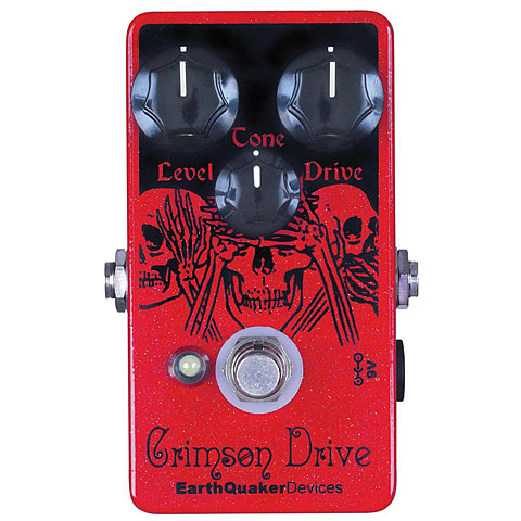 EarthQuaker Devices Crimson Drive