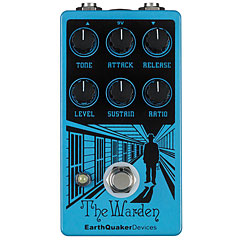 EarthQuaker Devices The Warden « Pedal guitarra eléctrica