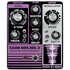 Death By Audio Echo Dream 2 « Effets pour guitare électrique