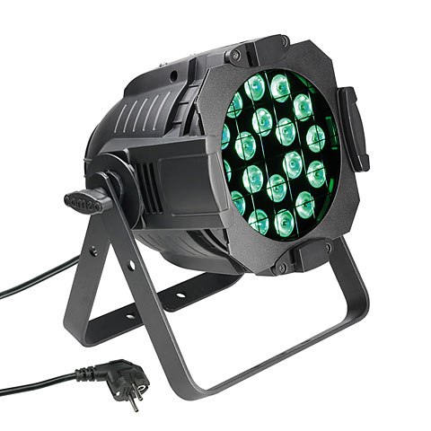 Lámpara LED Cameo Studio PAR 64 CAN Q 8W