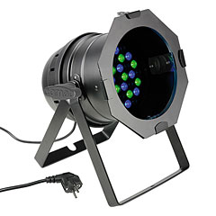 Cameo PAR 64 CAN RGB 3W BS « Lampe LED