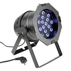 Cameo PAR 64 CAN TRI 3W BS « Lámpara LED