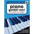Recueil de Partitions Bosworth Piano gefällt mir! (+CD)