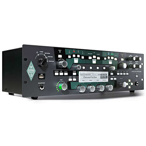 Pré-ampli Kemper Profiling Amp Rack