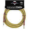 Instrument Cable Fender Custom Shop Performance Tweed 4,5 m
