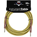 Instrument Cable Fender Custom Shop Performance Tweed 6 m