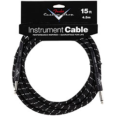 Fender Custom Shop Performance Black Tweed 4,5 m « Cable instrumentos