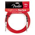 Cable instrumentos Fender California 4,5 m CAR