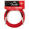 Cable instrumentos Fender California 6 m CAR