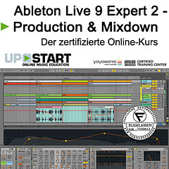 Upstart Online-Kurs Ableton Live Expert 2