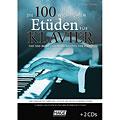 Instructional Book Hage Die 100 wichtigsten Etüden für Klavier