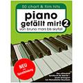 Μυσικές σημειώσεις Bosworth Piano gefällt mir! 2 (Spiralbindung)