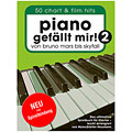Nuty Bosworth Piano gefällt mir! 2 (Spiralbindung)