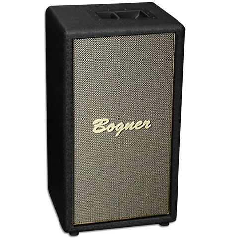 Box E-Gitarre Bogner 212CBV Bottom vertikal