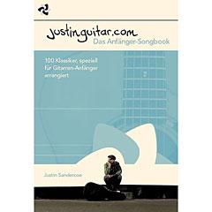 Bosworth Justinguitar.com - Das Anfänger-Songbook « Recueil de morceaux