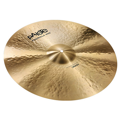 Paiste Formula 602 Modern Essentials 20  Crash