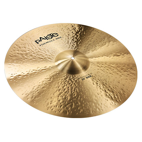 Paiste Formula 602 Modern Essentials Formula 602 Modern Essentials 20'' Ride