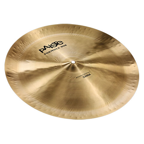 "China Paiste Formula 602 Modern Essentials 22"" China"