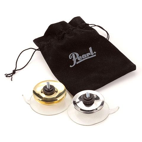 Cajon Add-on  Pearl Cajon Jingle Cups Brass & Steel Jingles