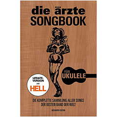 Bosworth Die Ärzte Songbook für Ukulele « Recueil de morceaux