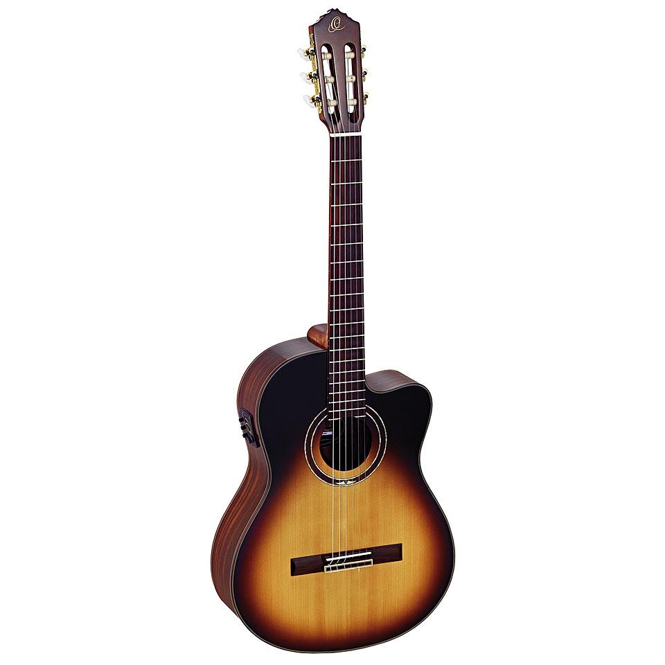Konzertgitarren - Ortega RCE158SN TSB Konzertgitarre - Onlineshop Musik Produktiv