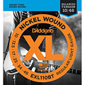 D'Addario EXL110BT Nickel Wound .010-046 « Electric Guitar Strings