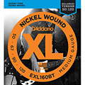 Saiten E-Bass D'Addario EXL160BT Nickel Wound .050-120