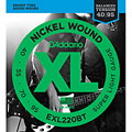 Corde basse électrique D'Addario EXL220BT Nickel Wound .040-095
