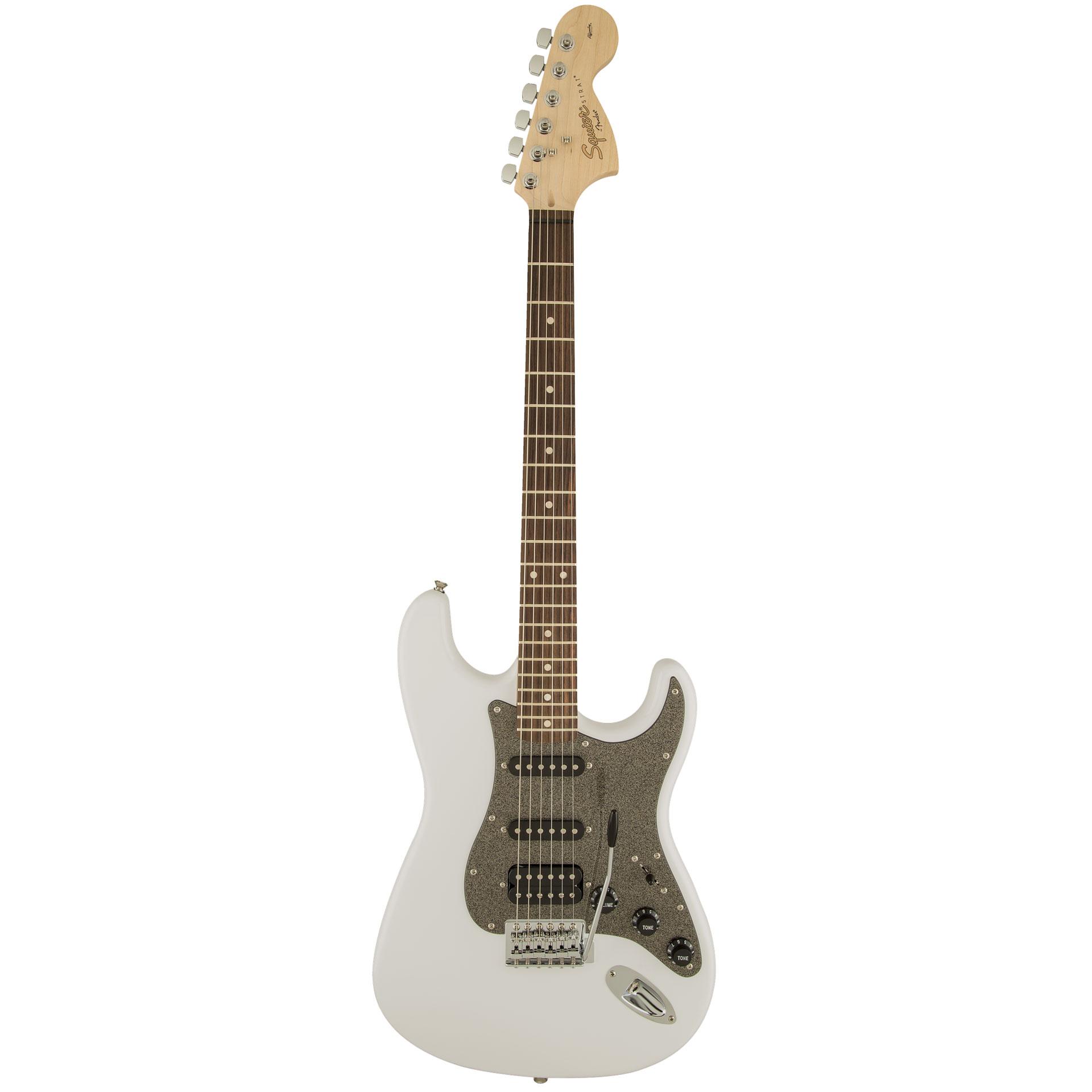 squier affinity strat hss rw owt electric guitar. Black Bedroom Furniture Sets. Home Design Ideas