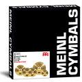 Pack de cymbales Meinl HCS Complete Cymbal Set-up (14HH/16C/20R+10S)