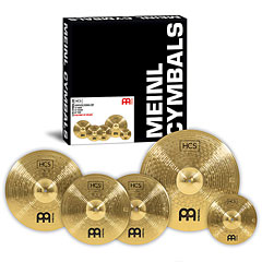 Meinl HCS Complete Cymbal Set-up (14HH/16C/20R+10S) « Becken-Set