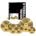 Pack de cymbales Meinl HCS Complete Cymbal Set-up (14HH/16C/20R+10S)