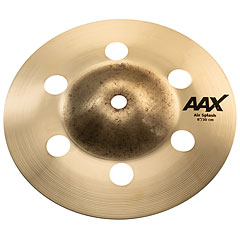 "Sabian AAX 8"" Brilliant Air Splash « Cymbale Splash"