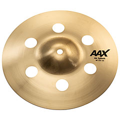 "Sabian AAX 10"" Brilliant Air Splash « Cymbale Splash"