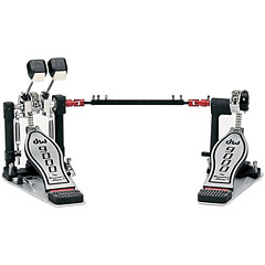 DW 9000 Series Double Bass Drum Pedal Lefty Version « Pédale grosse caisse