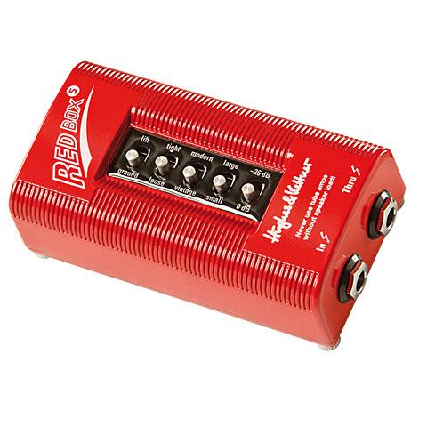 Hughes & Kettner Red Box 5 Guitar DI-Box