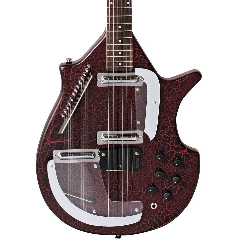 danelectro sitar electric guitar. Black Bedroom Furniture Sets. Home Design Ideas