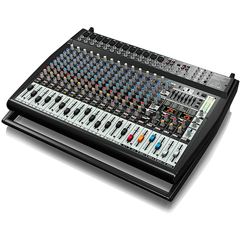 behringer europower pmp6000 powermixer musik produktiv. Black Bedroom Furniture Sets. Home Design Ideas
