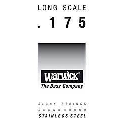 Warwick BlackLabel single 175 « Saiten E-Bass
