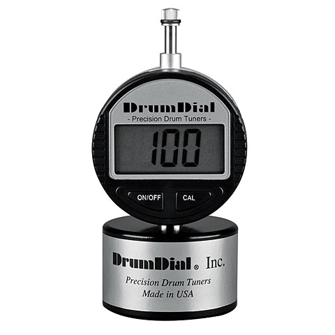 Accordeur DrumDial Digital Drum Tuner