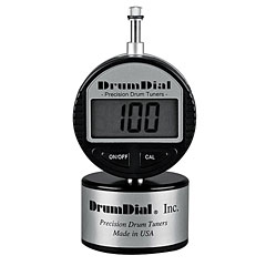 DrumDial Digital Drum Tuner « Accordeur